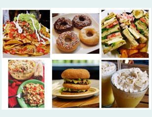 Vegatarian Cuisines