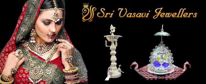 Sri Vasavi Jewellers - Famous Jewellery Showroom in Madurai